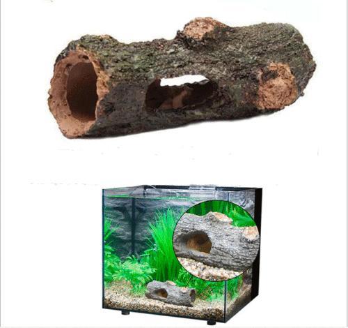 Aquarium Tree Hide Reptile