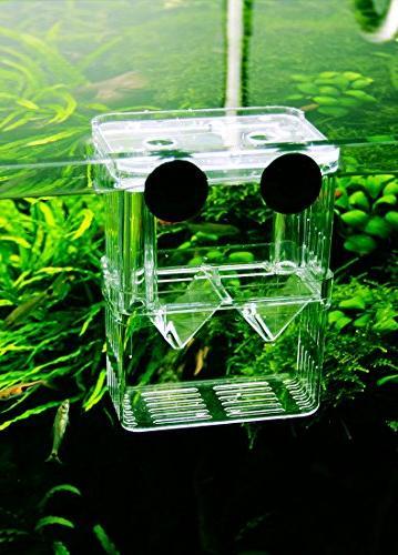 MundoPet Aquarium Incubator Box for Fish