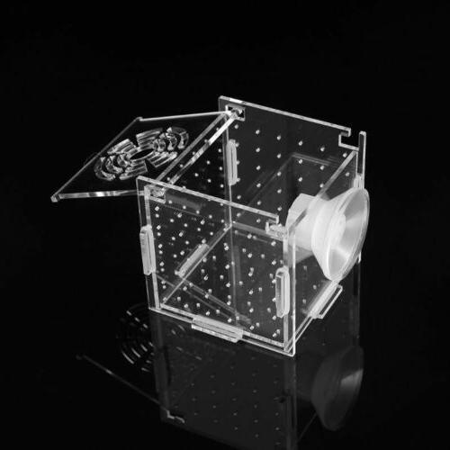 Aquarium Fish Box Baby Hatch Breeder Tank
