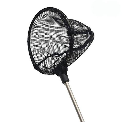 Owncons Inch Aquarium Fish Net with Extendable Long Handle for Betta Fish