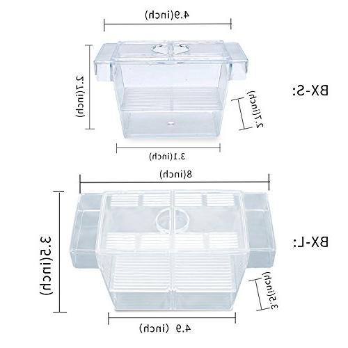 HAQOS Fish Tank Breeder BX-L