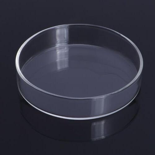 Aquarium Fish Tank Glass Food Dish Container