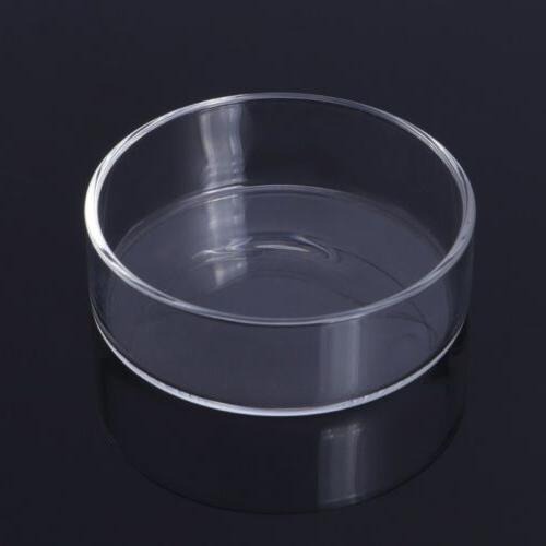 Aquarium Fish Glass Shrimp Dish Feeder