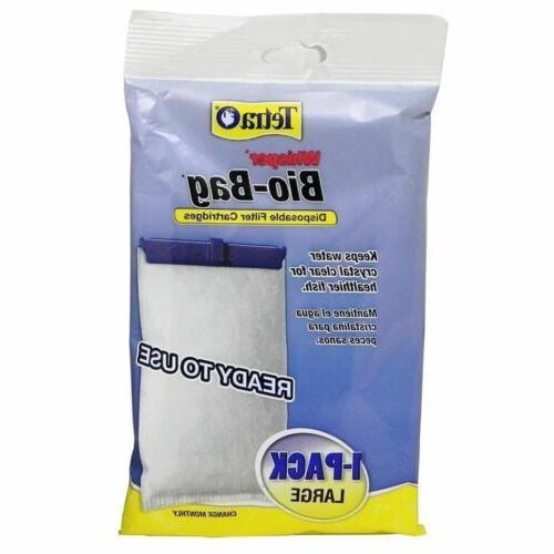 Aquarium Cartridges Tetra Assembled Bio-Bag
