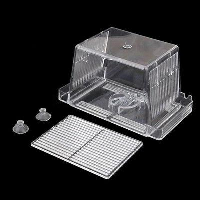 Aquarium Fish Breeding Breeder Fish Gauze Trap Box