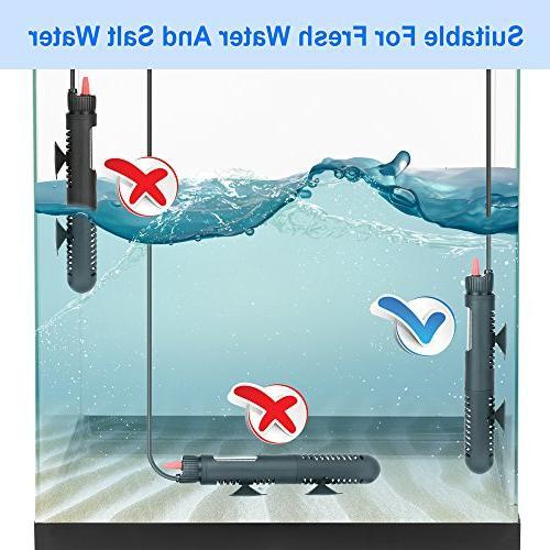 DaToo Aquarium Heater Tank 100 Watt, 1