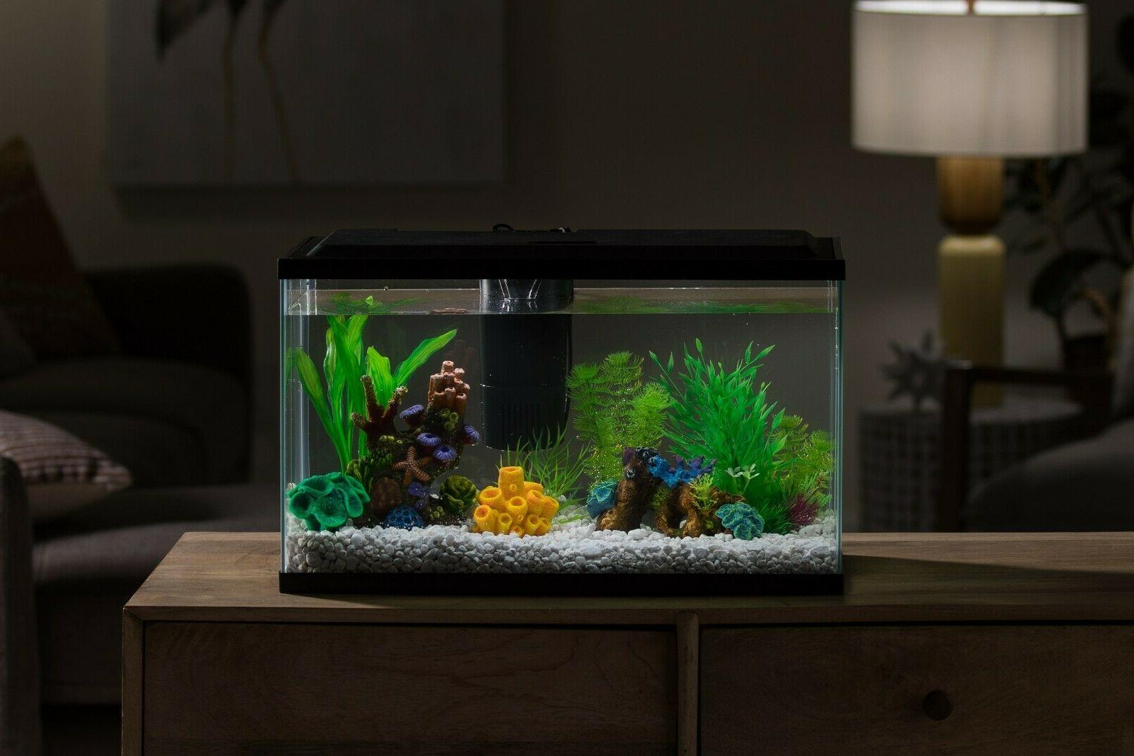 Aquarium Fish Tank Led Light Filter