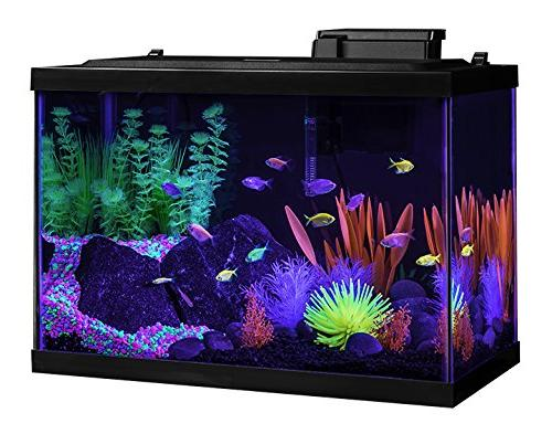 aquarium kit fish tank glo