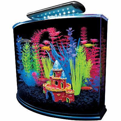 aquarium kit light tetra glass