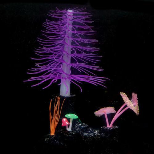Aquarium Silicone Artificial Tanks Sea Anemone