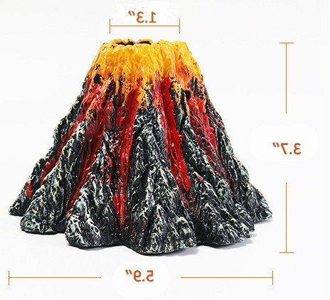 PetsBasix Volcano Kit with Bubbler