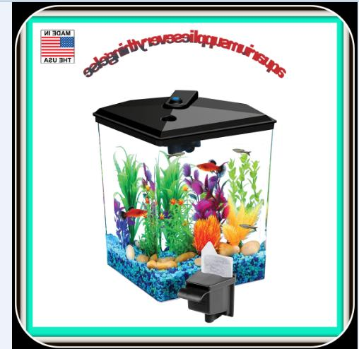AquaView Fish Tank - Power -