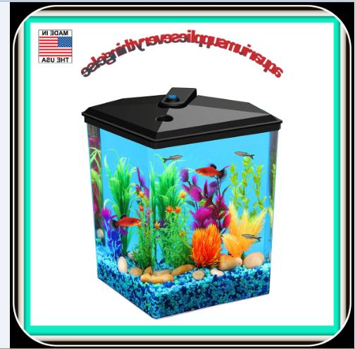 aquaview 2 5 gallon fish tank power