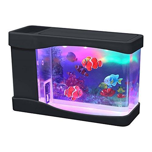 artificial aquarium fish tank swimming