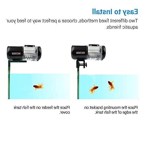 NICREW Automatic Fish Operated Aquarium
