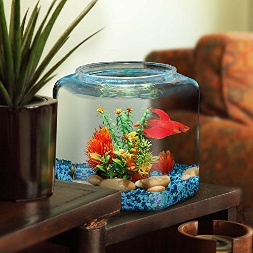Koller Products Bettatank Gallon Fish Bowl