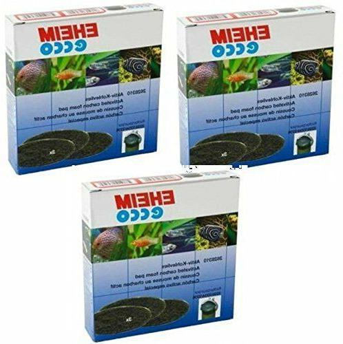 bulk 9 carbon filter pads for ecco