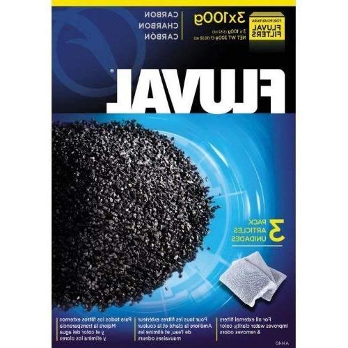 Fluval Carbon, Nylon