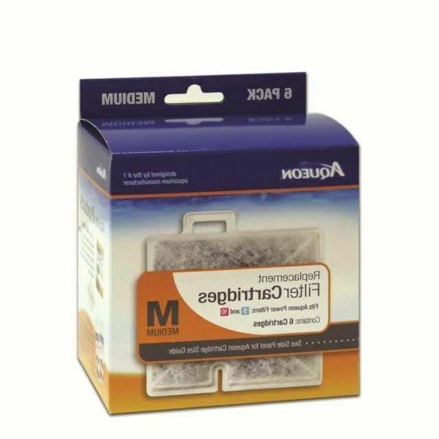 cartridge 6pack medium for quietflow led 10