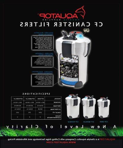 Aquatop 5-Stage Filter UV 9W, 525 gph