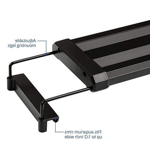 Fish Tank Light Extendable Brackets, Blue to Watts