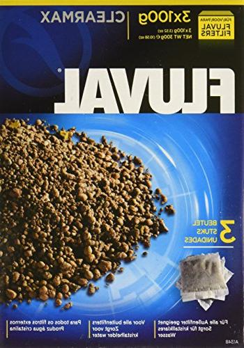 Fluval Remover Filters, 3.5 Ounces -