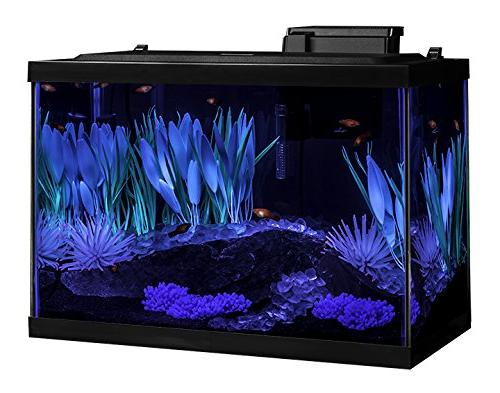 Tetra Gallon Fish Includes Decor