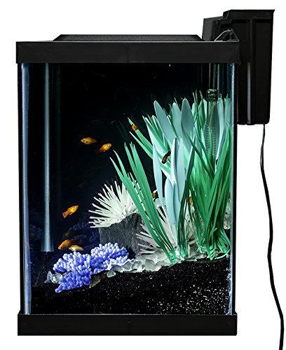 Tetra Gallon Fish Kit, Includes LED Decor