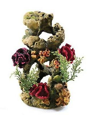coral aquarium ornament for biorb fish tanks
