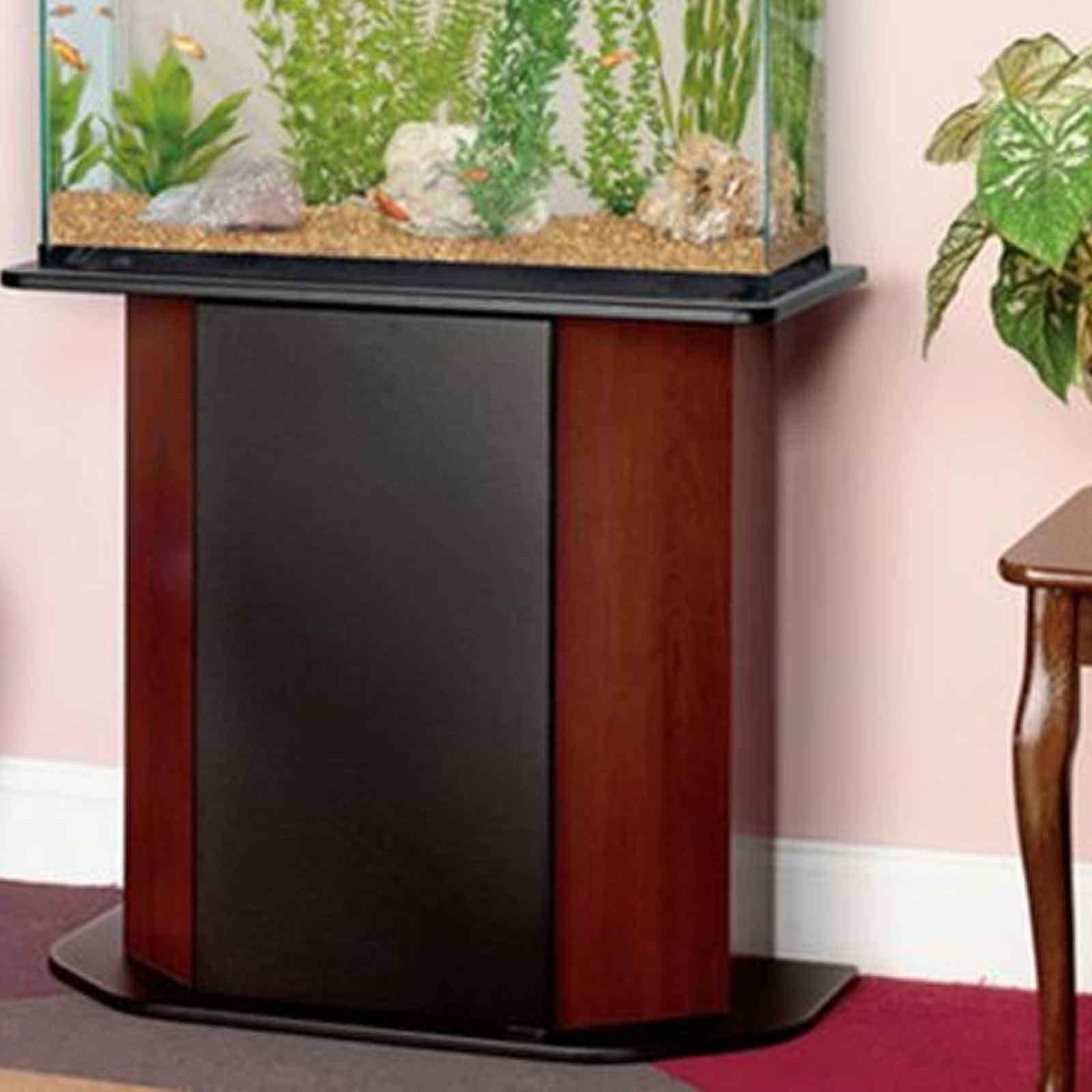 Aqua Aquarium Stand Storage Cabinet