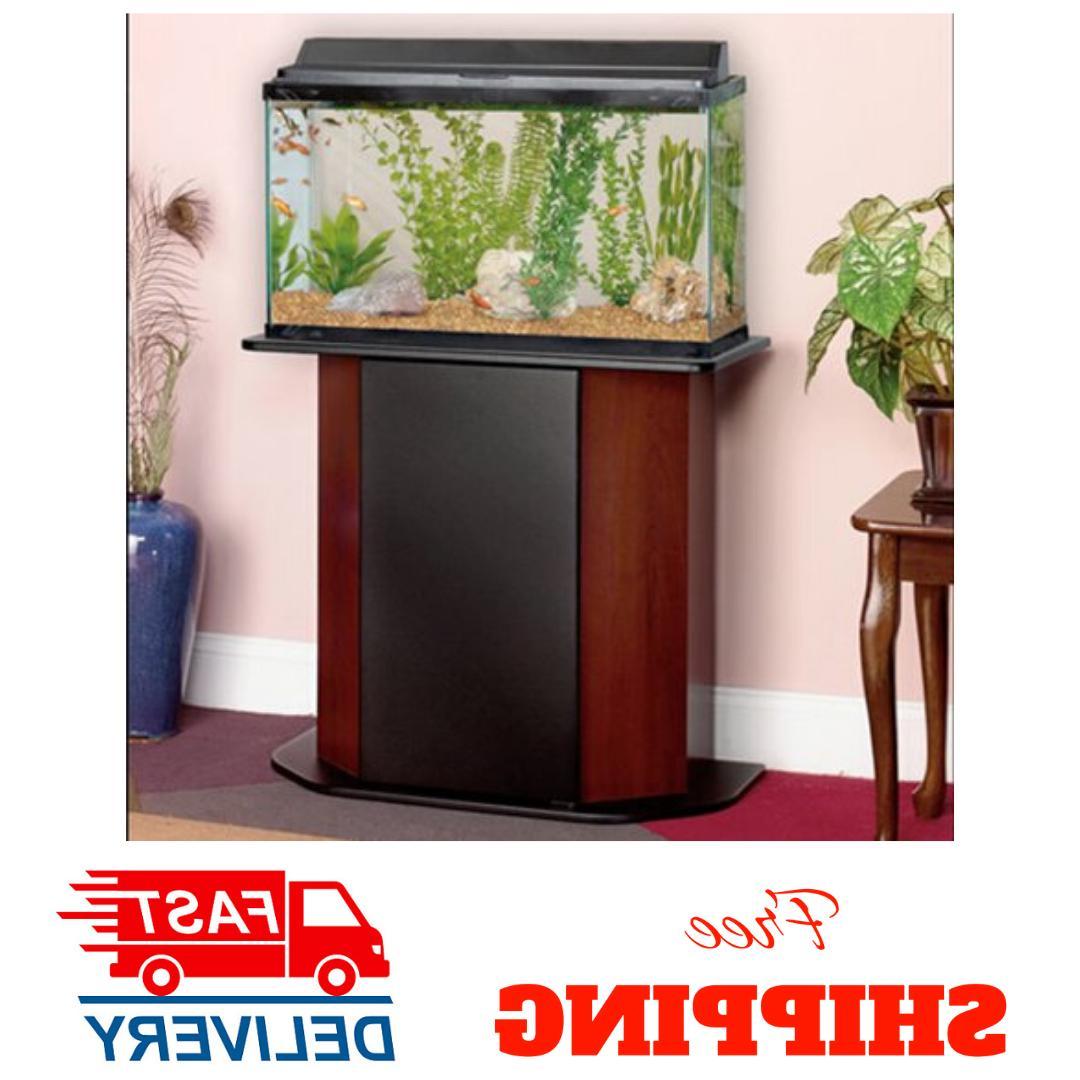 deluxe 20 29 gallon aquarium stand large