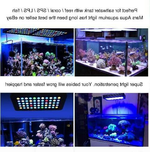 Dimmable Light Reef Tank SPS/LPS