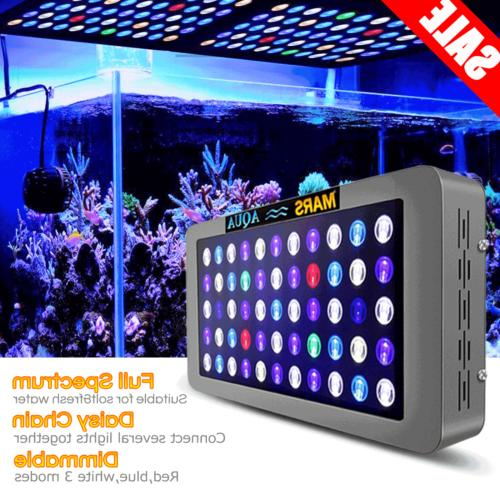 dimmable marsaqua aquarium light spectrum