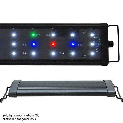 """Beamswork 48"""" EA 120 Timer FSpec 0.50W LED Aquarium Light Fr"""