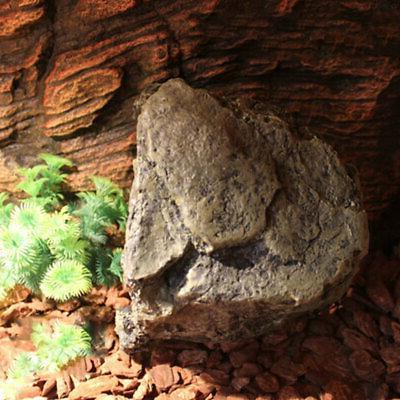 EB41 Aquarium Reptile Cave Creative Resin Tank Hide