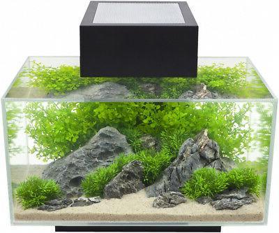 edge aquarium black 21