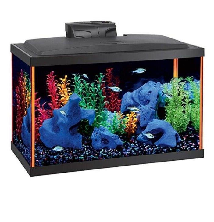 fish aquarium starter kits led neoglow