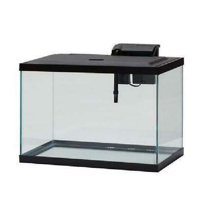 Fish 20 Gallon LED Tank Aqua Kit Filter