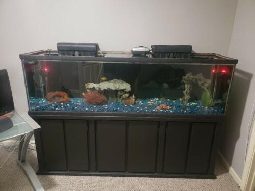 Aqueon 125 Gallon Fish Aquarium
