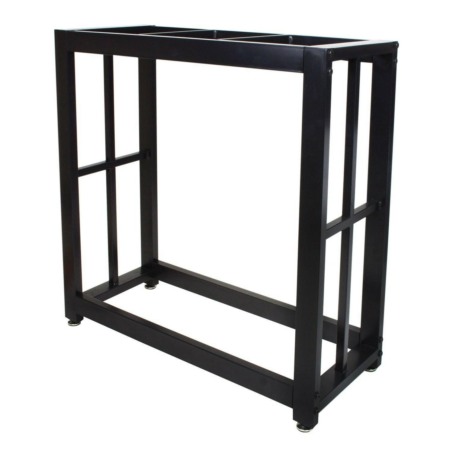 Fish Tank Stand 29 Gallon Metal Aquarium Solid Steel Sturdy