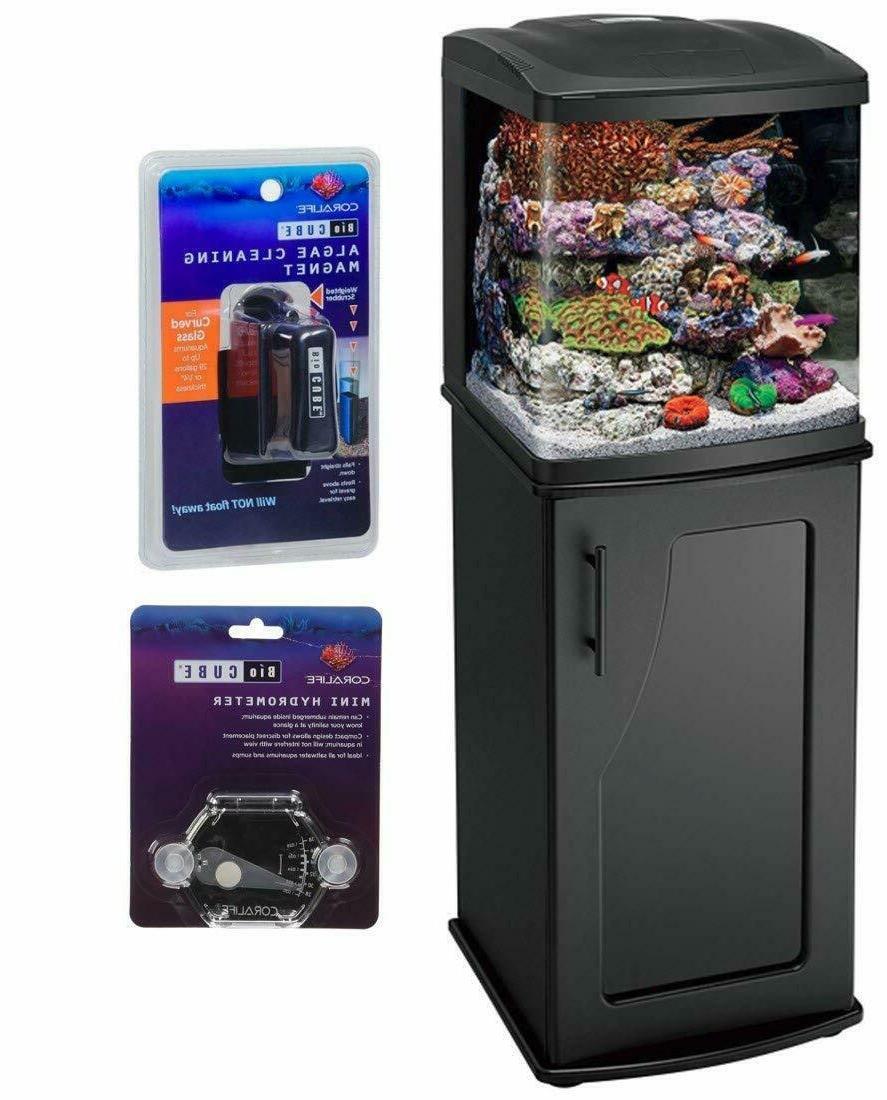 Coralife FishTank BioCube Aquarium 16 With Stand Kit Wholesale