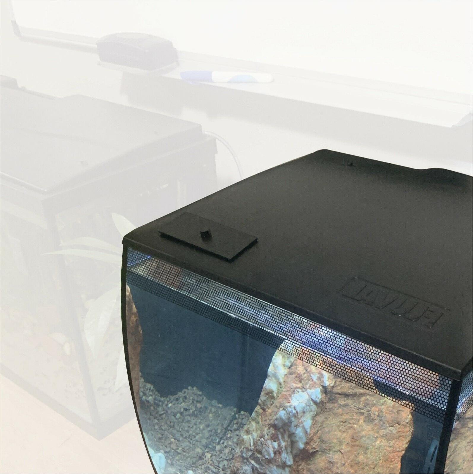cover and Gallon Aquarium Tanks