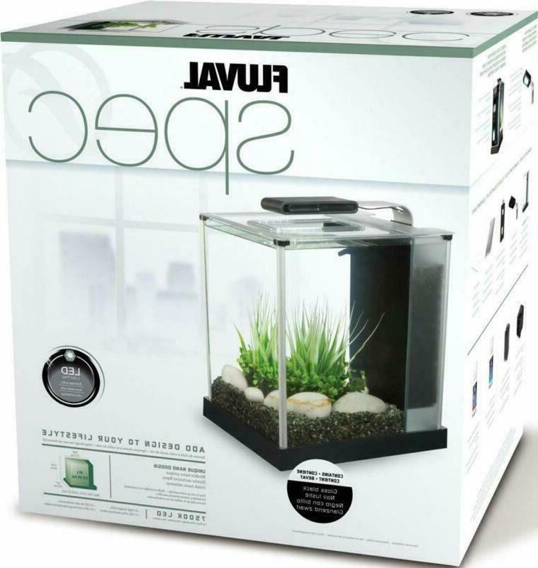fluval spec iii aquarium kit 2 6