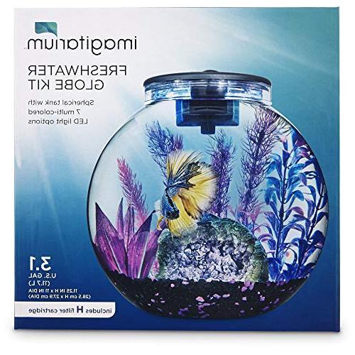 Imagitarium Freshwater Globe 3.1
