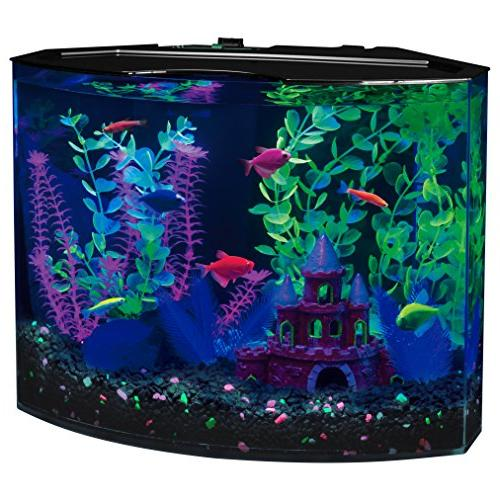 GloFish Aquarium with Blue LED - Gallon