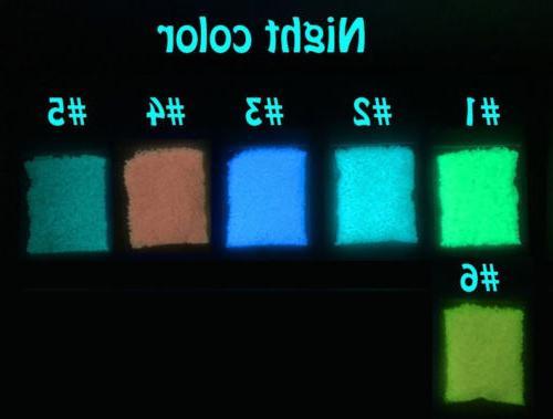 Glow in the dark Luminous Coarse 100g FISH TANK ornament