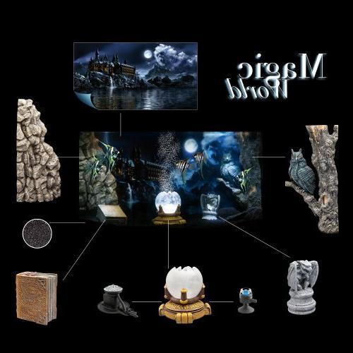 "Hydor H2Show Magic - Right Rock Decoration, 2.8"""
