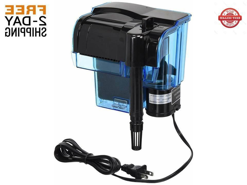 hang aquarium power filter