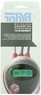 Hydor Hydroset Thermostat, Display, Heater Types