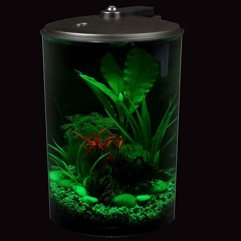 Koller Products Aquaview Gallon Filter & Led